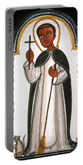 St. Martin Of Porres - Aomap Portable Battery Charger