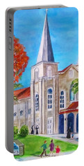 St. Mary's Catholic Church Key West Portable Battery Charger