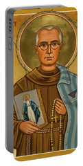 St. Maximilian Kolbe - Jckol Portable Battery Charger