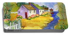 St Michael's Cottages Portable Battery Charger