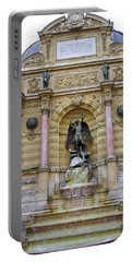 St. Michael's Fountain Portable Battery Charger