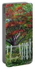 St. Michael's Tree Portable Battery Charger