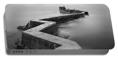 St Monans Breakwater Portable Battery Charger