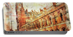 St Pancras Portable Battery Charger
