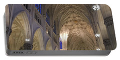 St. Patricks Cathedral Main Interior Portable Battery Charger