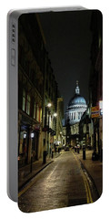 St. Pauls By Night Portable Battery Charger