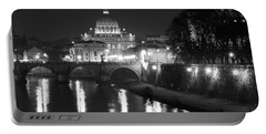 St. Peters At Night Portable Battery Charger