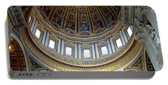 St. Peters Basilica Dome Portable Battery Charger