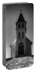 Portable Battery Charger featuring the photograph St. Peter's Church by Joseph Hollingsworth