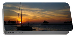 St. Petersburg Sunrise Portable Battery Charger