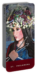 St. Philomena Portable Battery Charger