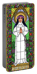 St. Rose Of Lima Portable Battery Charger