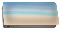 St Thomas #2 Seascape Landscape Original Fine Art Acrylic On Canvas Portable Battery Charger