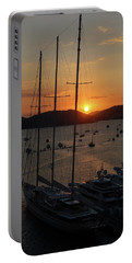 St. Thomas Sunset Portable Battery Charger