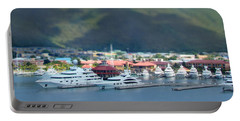 St. Thomas Us Virgin Islands Portable Battery Charger