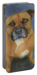 Staffordshire Bull Terrier Portable Battery Charger