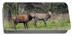 Stag And Doe  Portable Battery Charger