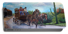Stagecoach Portable Battery Charger