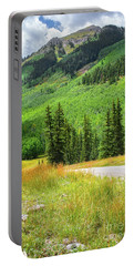 Stagecoach To Capitol City Portable Battery Charger