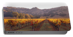 Stags Leap Wine Cellars Napa Portable Battery Charger