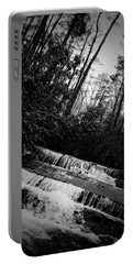 Stair Step Falls At Table Rock State Park Portable Battery Charger