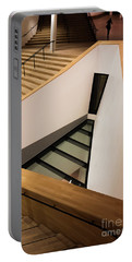 Staircase In Elbphiharmonic Portable Battery Charger
