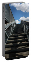 Stairway To The Sky Portable Battery Charger