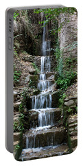 Stairway Waterfall Portable Battery Charger