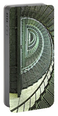 Stairwell Currituck Beach Lighthouse Portable Battery Charger