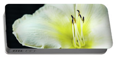 Stamen At Attention Portable Battery Charger
