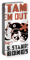 Stamp 'em Out - Ww2 Portable Battery Charger