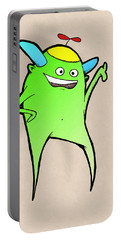Stan Dupp Portable Battery Charger by Uncle J's Monsters