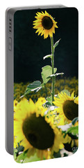 Portable Battery Charger featuring the photograph Stand Out 2 by Andrea Anderegg
