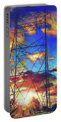 Stand Tall Portable Battery Charger by Bonnie Lambert