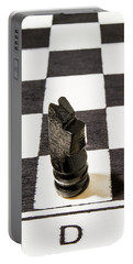 Portable Battery Charger featuring the photograph Stand Up For The Dark Horses by Jorgo Photography - Wall Art Gallery