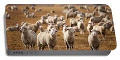 Standing Out In The Herd Portable Battery Charger