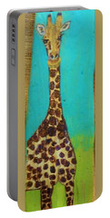 Standing Tall Portable Battery Charger by Ann Michelle Swadener