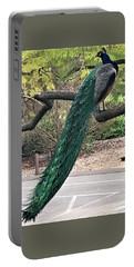 Standing Tall Portable Battery Charger by Kruti Shah