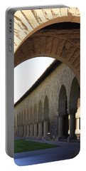 Stanford Memorial Court Arches I Portable Battery Charger