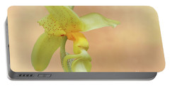 Stanhopea Penelope Orchid Portable Battery Charger