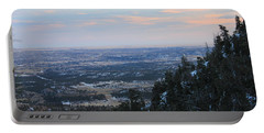 Portable Battery Charger featuring the photograph Stanley Canyon View by Christin Brodie