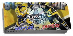 Stanley Cup 2017 Portable Battery Charger by Don Olea