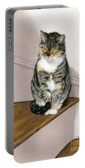 Stanzie Cat Portable Battery Charger