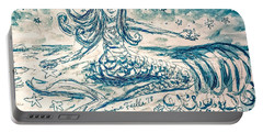 Star Bearer Mermaid Portable Battery Charger