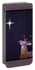 Star Gazer Portable Battery Charger by Jim Harris
