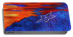 Star On The Mountain Portable Battery Charger