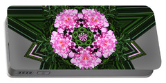 Star Peony Portable Battery Charger