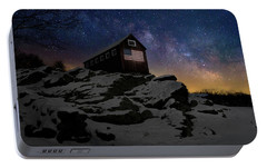 Portable Battery Charger featuring the photograph Star Spangled Banner by Bill Wakeley