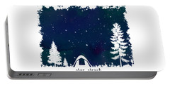 Star Struck Portable Battery Charger by Heather Applegate