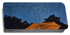 Star Trails Portable Battery Charger